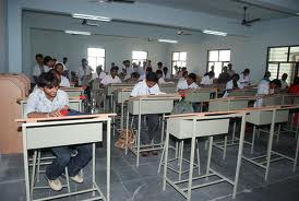 C. M. R. Institute of Technology Class Room